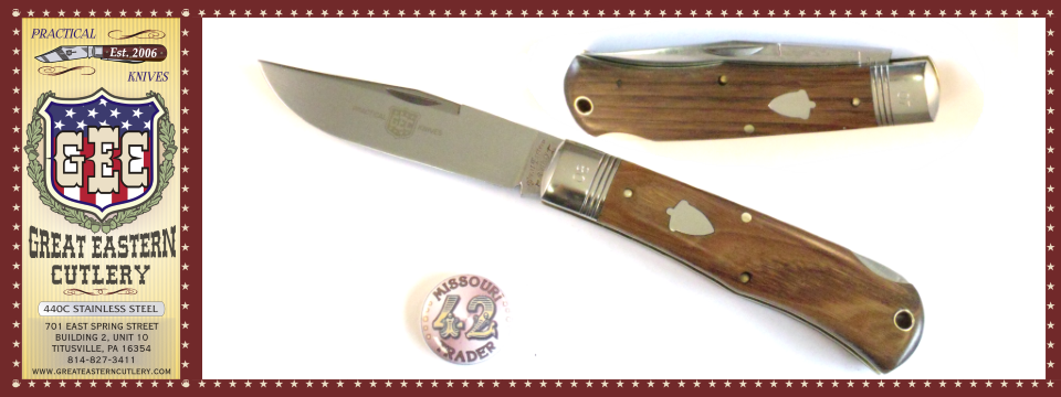 GEC Pocket Knife