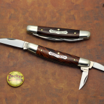 62 Pocket Carver Cocobolo
